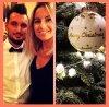 Chloe & Alexandre Letellier lors de Noël!