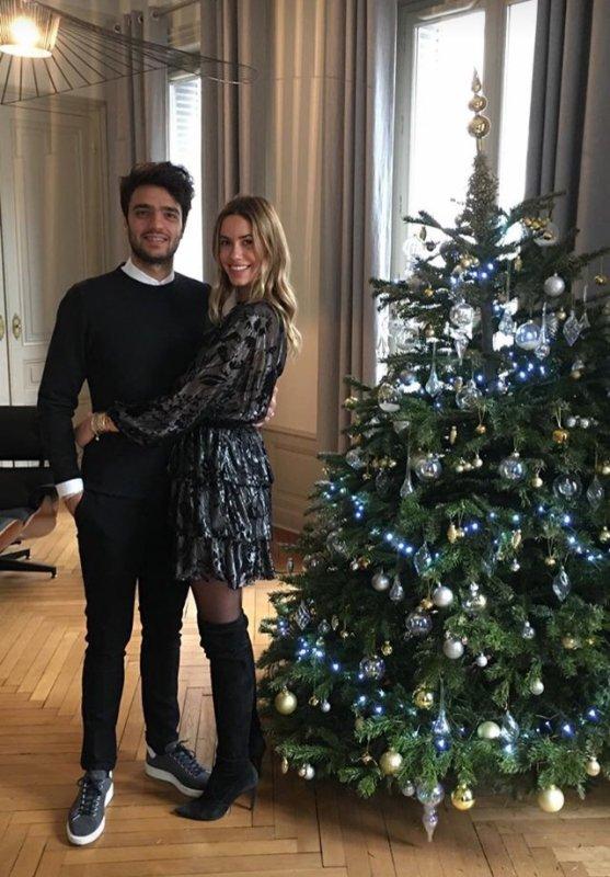 Joséphine & Clément Grenier lors de Noël!