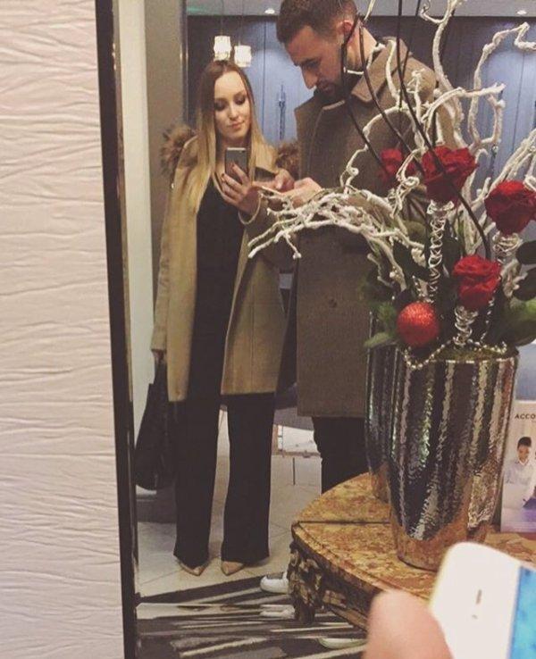 Sarah & Marc-Aurèle