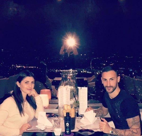 Jessica & Diego Contento
