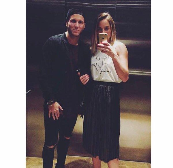 Laeticia & Valentin Lavigne