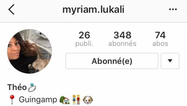 Histoire d'une FrenchWags: Myriam