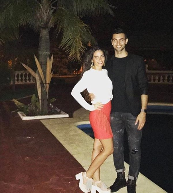 Chiara & Javier Pastore