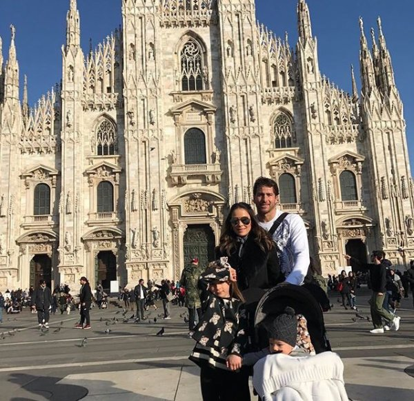 Giulia & Maxwell à Milan