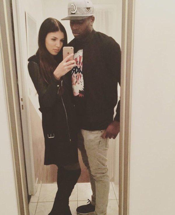 Jessica & Brice Samba