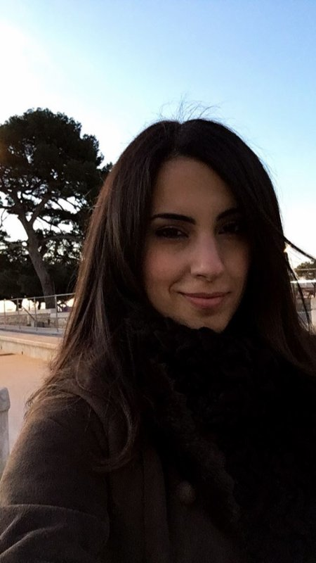 Francesca à Marseille