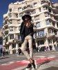 Izabel à Barcelone