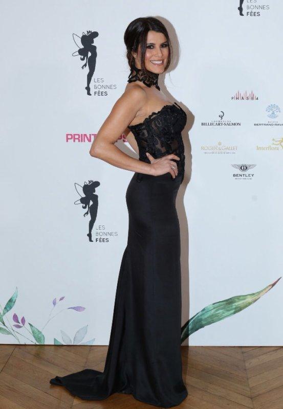 Karine Ferri pour l'association Les Bonnes Fées