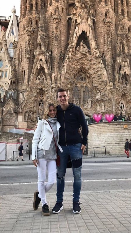 Magui & Giovani Lo Ceslo à Barcelone