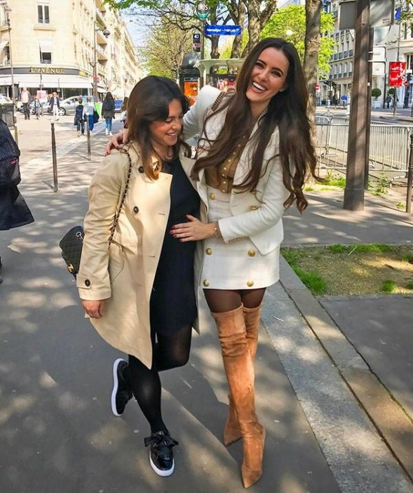 Celia & Aurore à Paris