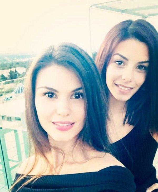 Lina & Isabelle en Espagne