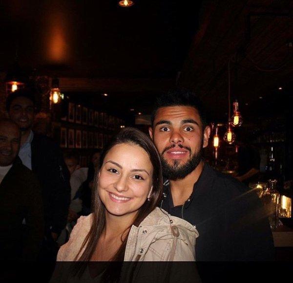 Aline & Lucas Lima