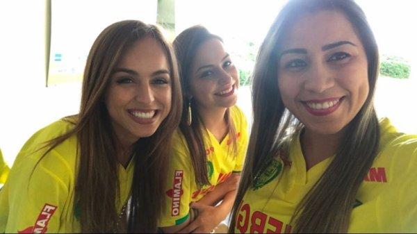 Naiara, Aline & Cristiana