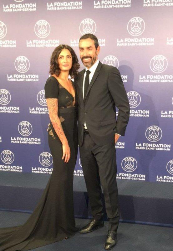 Jessica & Robert Pires