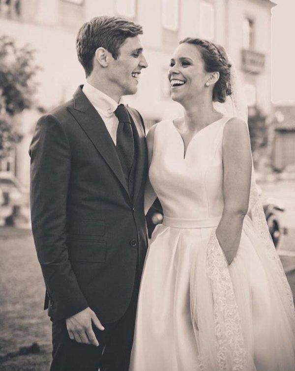 Rita & Afonso Figueiredo se sont mariés le 10 Juin!