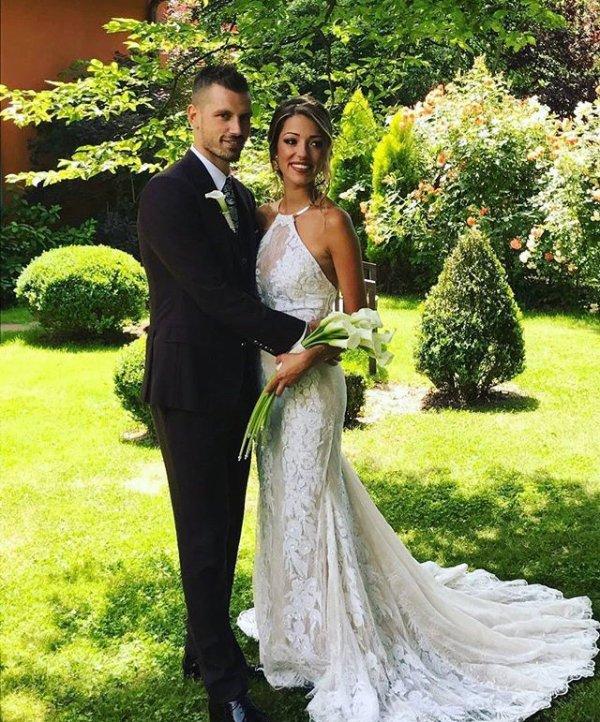 Mariage de Camille & Morgan Schneiderlin!