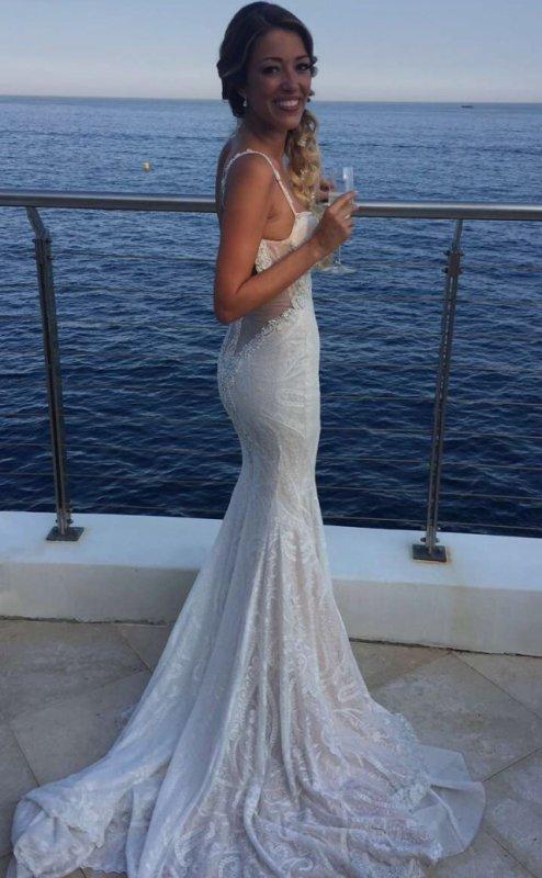 Camille & Morgan Schneiderlin se sont mariés à Eze le 17 Juin!