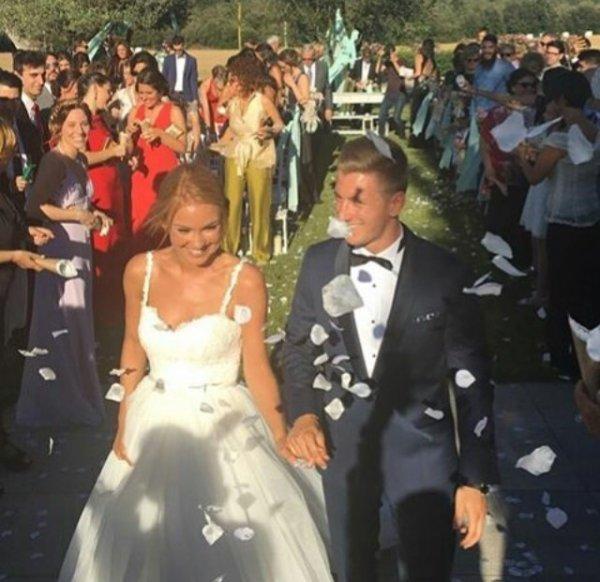 Marta & Ivan Balliu se sont mariés le 17 Juin à Girone!