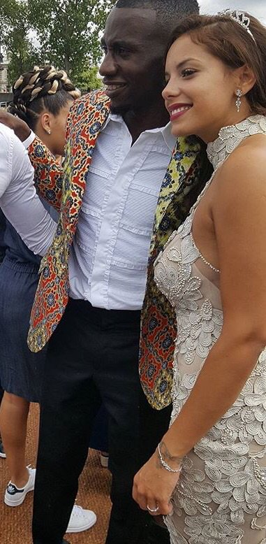 Isabelle & Blaise Matuidi se sont mariés!