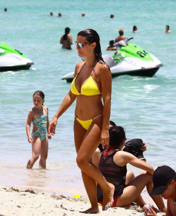 Ludivine Sagna à Miami