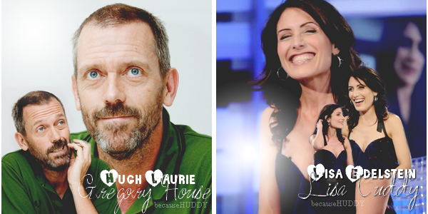 Les acteurs principaux : Hugh et Lisa