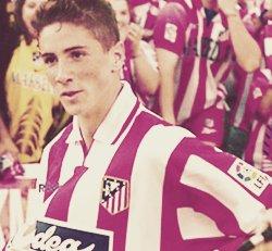 ~ Fernando à l'atlético.
