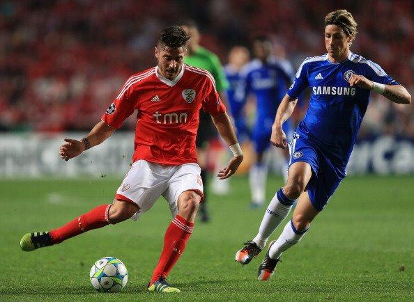 27.03.12 ; Benfica 0 - 1 Chelsea