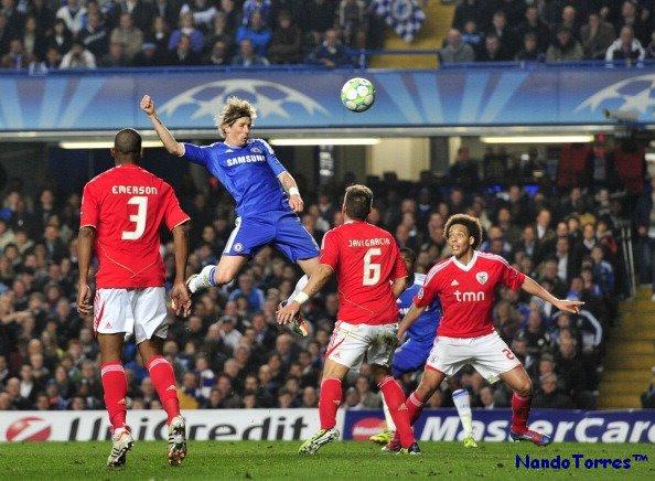 04.04.12 ; Chelsea 2 - 1 Benfica