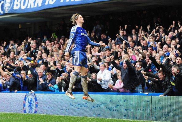 29.04.12 ; Chelsea 6 - 1 Queens Park Rangers