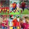 14.06.12 ; Espagne 4 - 0 Irlande