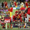 01.07.12 ; Italie 0 - 4 Espagne - After match