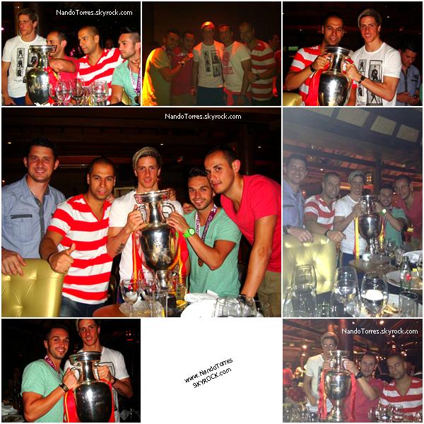 05.07.2012 : Nouvelles photos de Fernando ♥  → Article fait par la Webmiss de Fernando-Alonso
