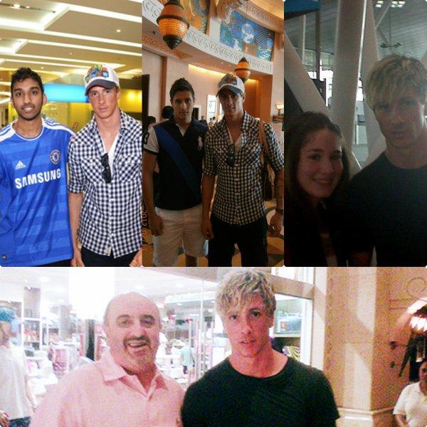 Torres à Dubai.