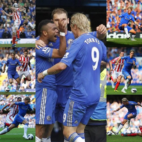 22.09.12 ; Chelsea 1 - 0 Stoke City