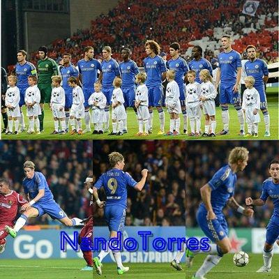 02.10.12 ; Nordsjaelland 0 - 4 Chelsea