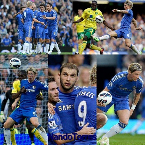 06.10.12 ; Chelsea 4 - 1 Norwich