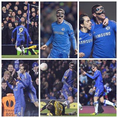 04.04.13 ; Chelsea 3 - 1 Rubin Kazan