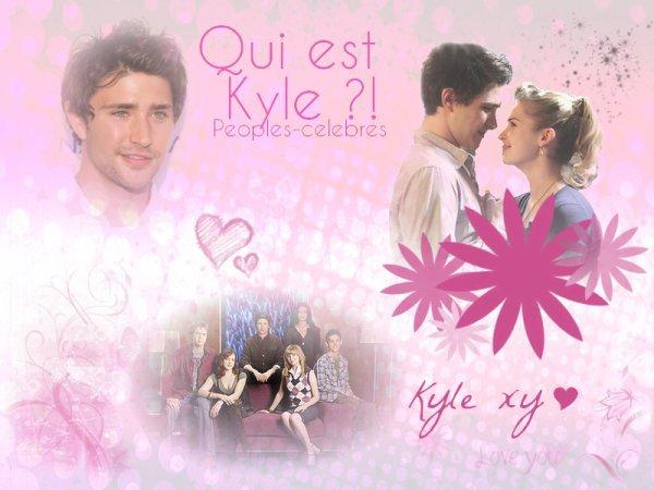 * * Kyle XY, la meilleure série au monde ♥ . * *