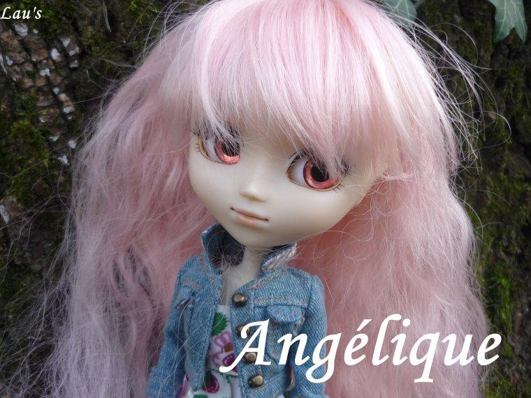 Angélique (ma 1 ere Puce )