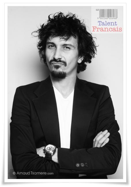 Arnaud Tsamere (36 ans)