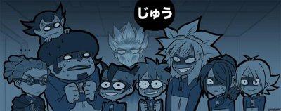 Inazuma, tous CHAMPIGNONS!!!