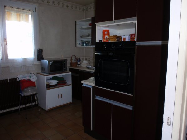 TRAVAUX ( ma cuisine)