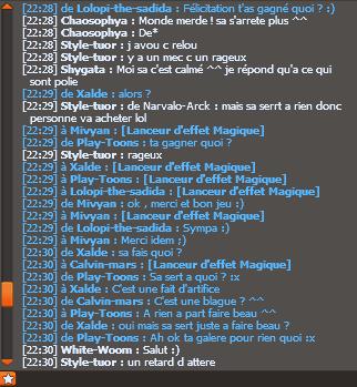 Le Flèchtival !