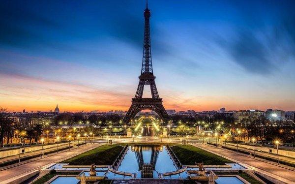 Je voyage en France cette été
