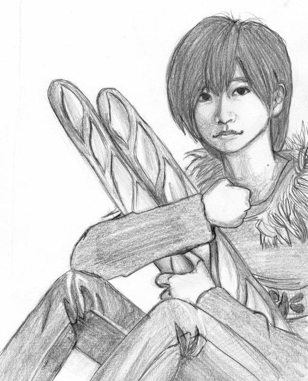 Chinen Yuri [Hey ! Say ! Jump]