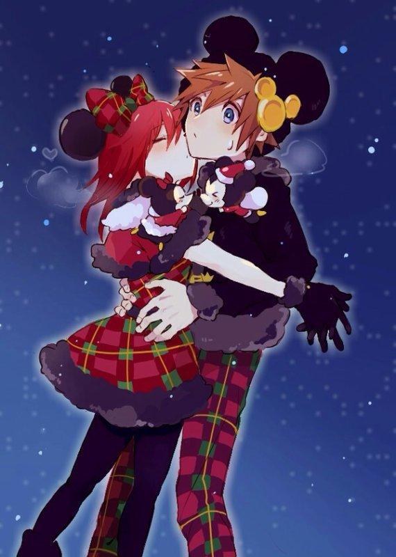 Sora X Kairi