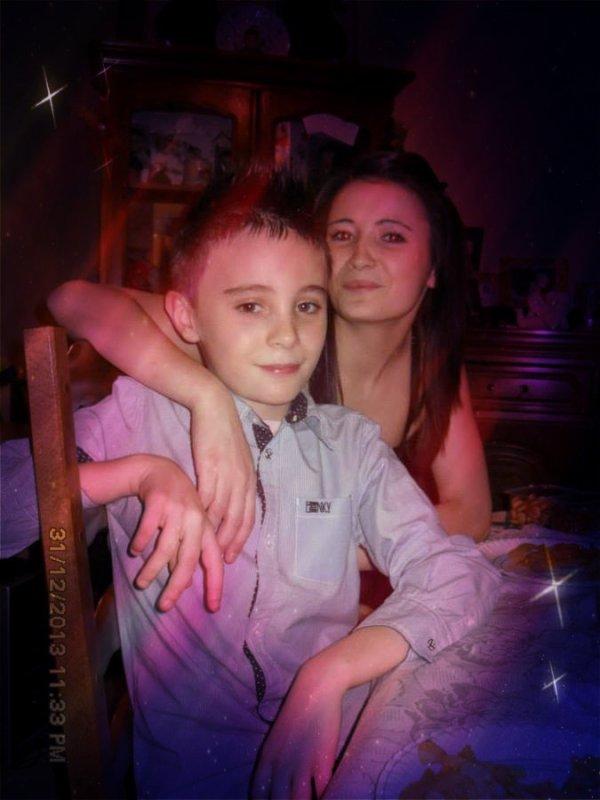 Mon neveu chéri et moi
