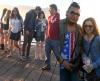 Le 8 Mars 2014 Lily à étais aperçue à Santa Monica avec son boy-friends Thomas, ils ont alors poster plusieurs photos .