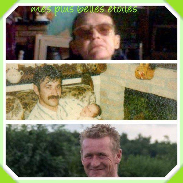 Mes 3 👼🏻 mes 3 🌟 Mon papa ma maman mon grand frère parti trop tôt 😭😭😭😭😭😭😭