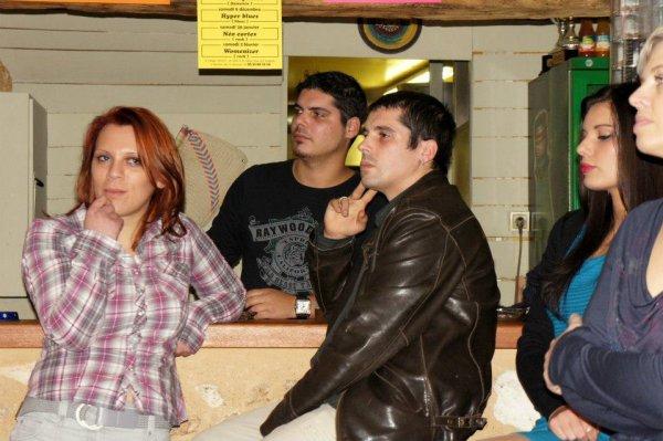 concert womenizer avec les frangins...et les les amis